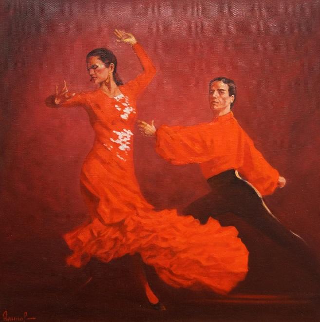 Алипов Танцоры